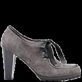 grauer Schuh
